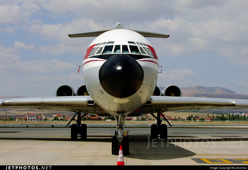 UP-I6209 - Ilyushin IL-62M - Deta Air