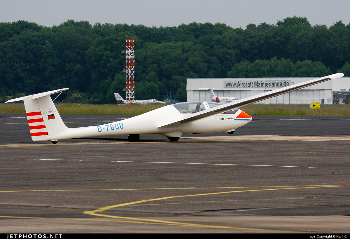 D-7600 - Grob G103A Twin II Acro - Private