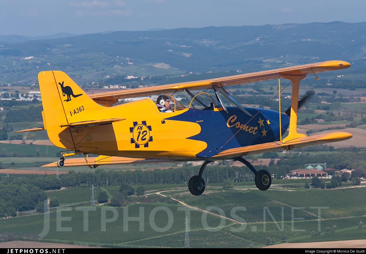 I-A363 - Fk-Lightplanes FK-12 Comet - Private