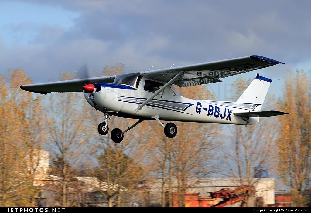 G-BBJX - Reims-Cessna F150L - Private