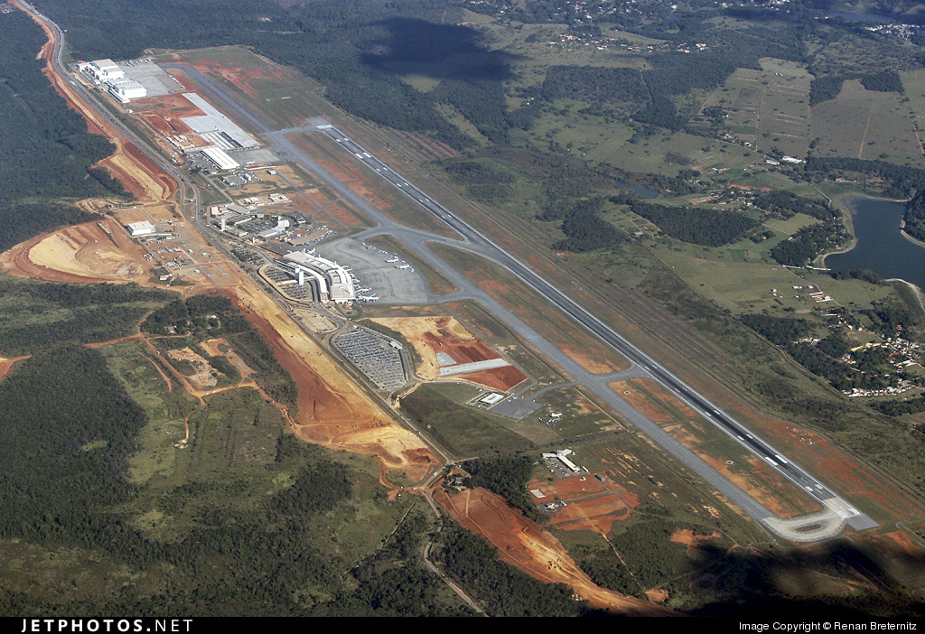 SBCF - Airport - Airport Overview