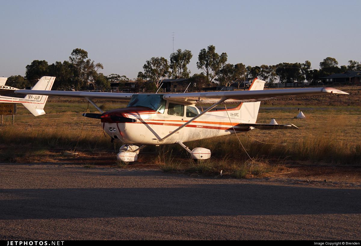 VH-NRC - Cessna 172P Skyhawk II - Private
