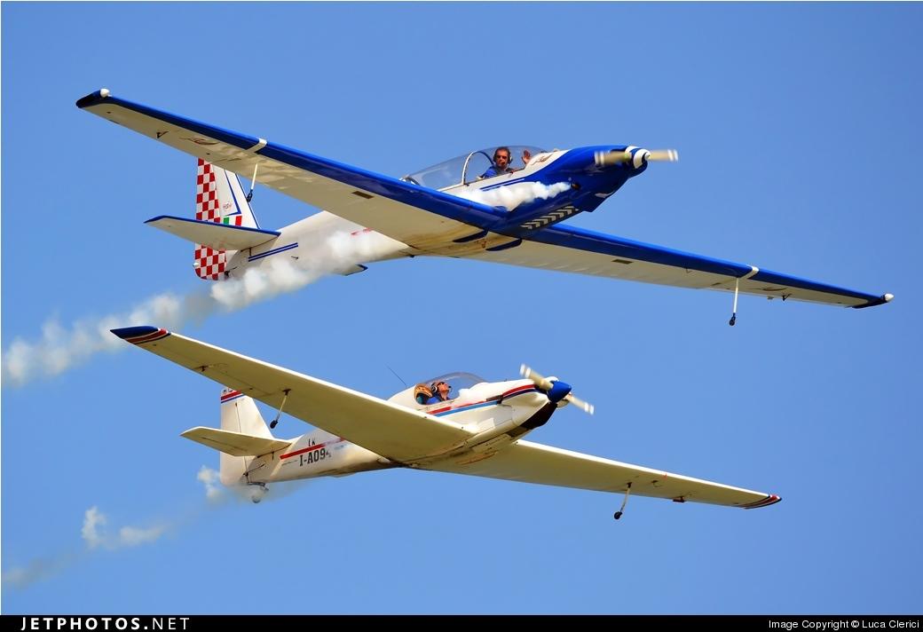 I-A094 - Fournier RF4D - Private