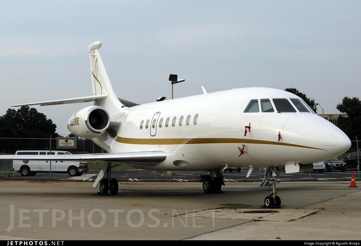 N501RR - Dassault Falcon 2000EX - Private