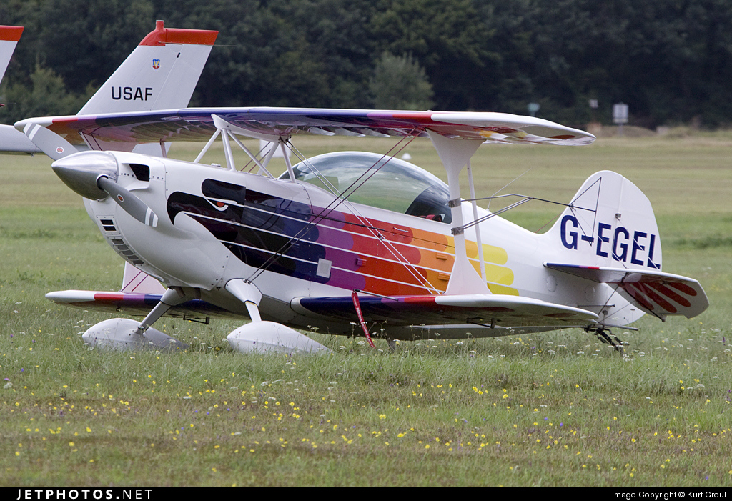 G-EGEL - Christen Eagle II - Private