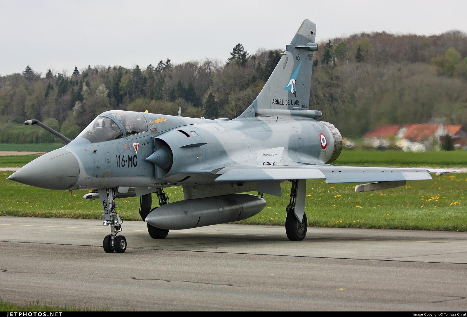 65 - Dassault Mirage 2000-5F - France - Air Force