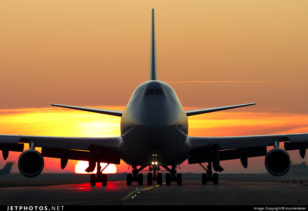 LX-YCV - Boeing 747-4R7F(SCD) - Cargolux Airlines International