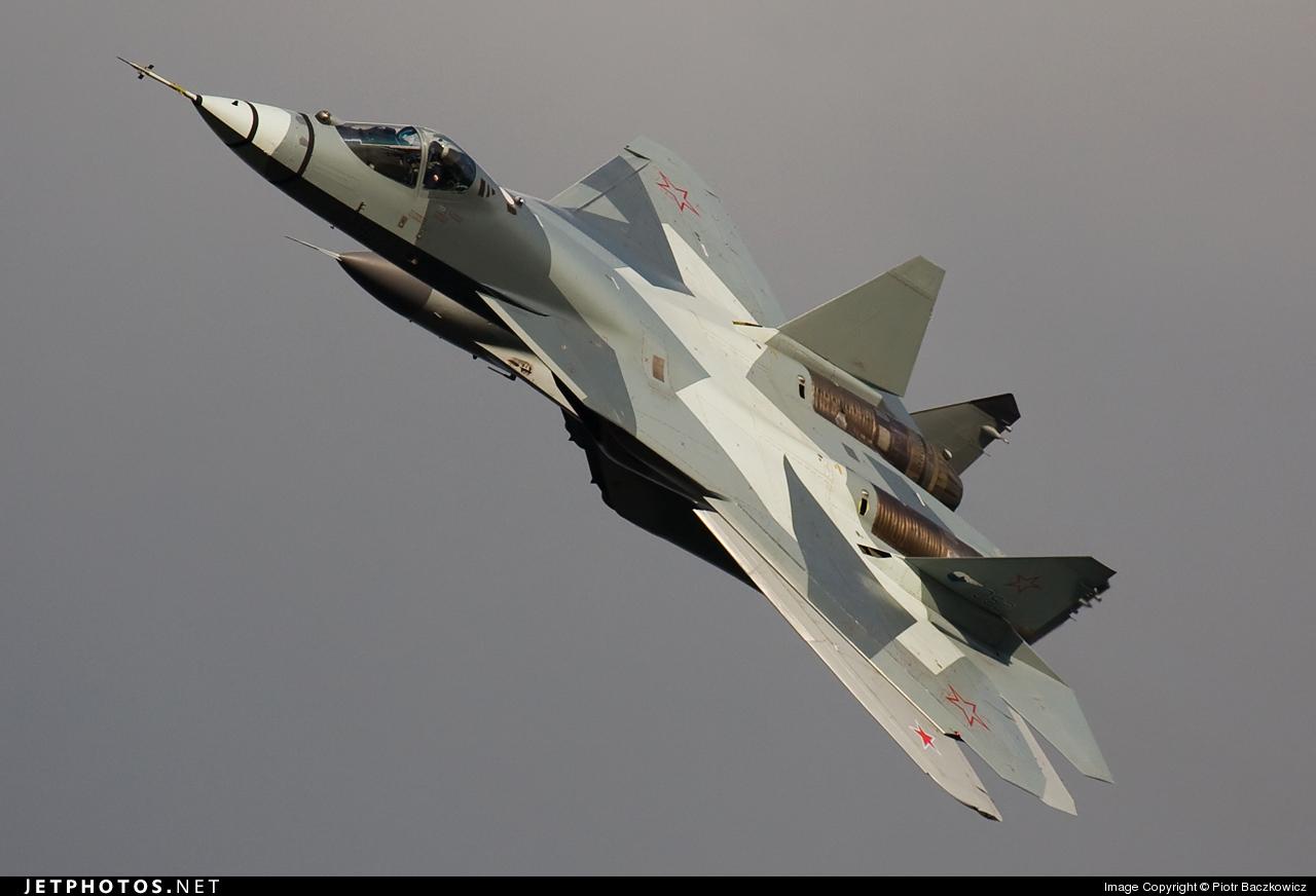 052 - Sukhoi T-50 - Sukhoi Design Bureau