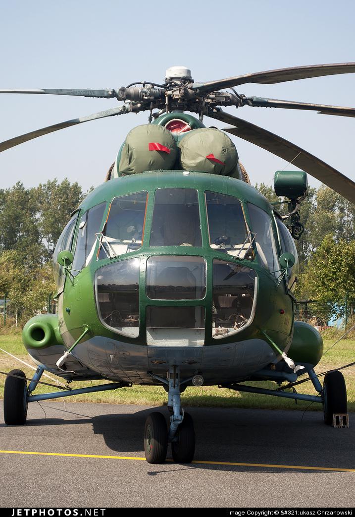 211 - Mil Mi-24D Hind D - Poland - Air Force