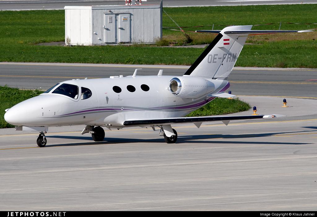 OE-FRM - Cessna 510 Citation Mustang - Tyrol Air Ambulance