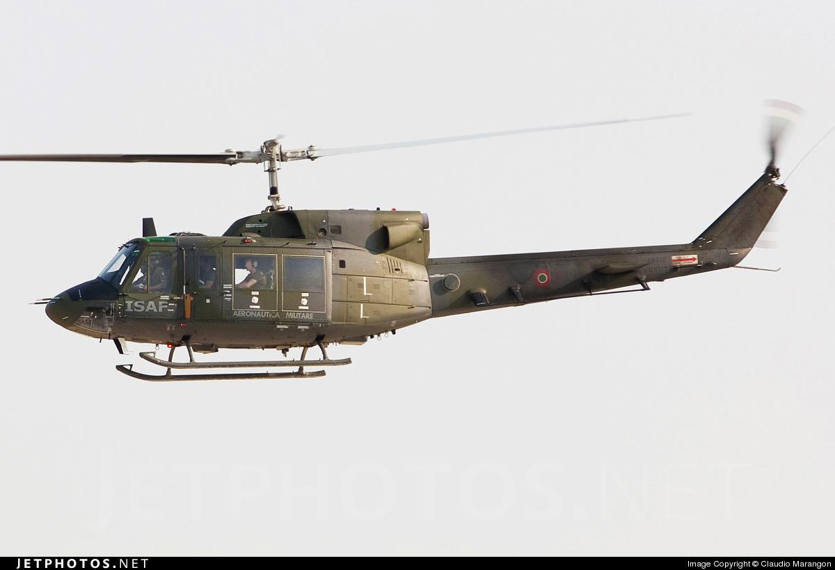 MM81156 - Agusta-Bell AB-212AM - Italy - Air Force
