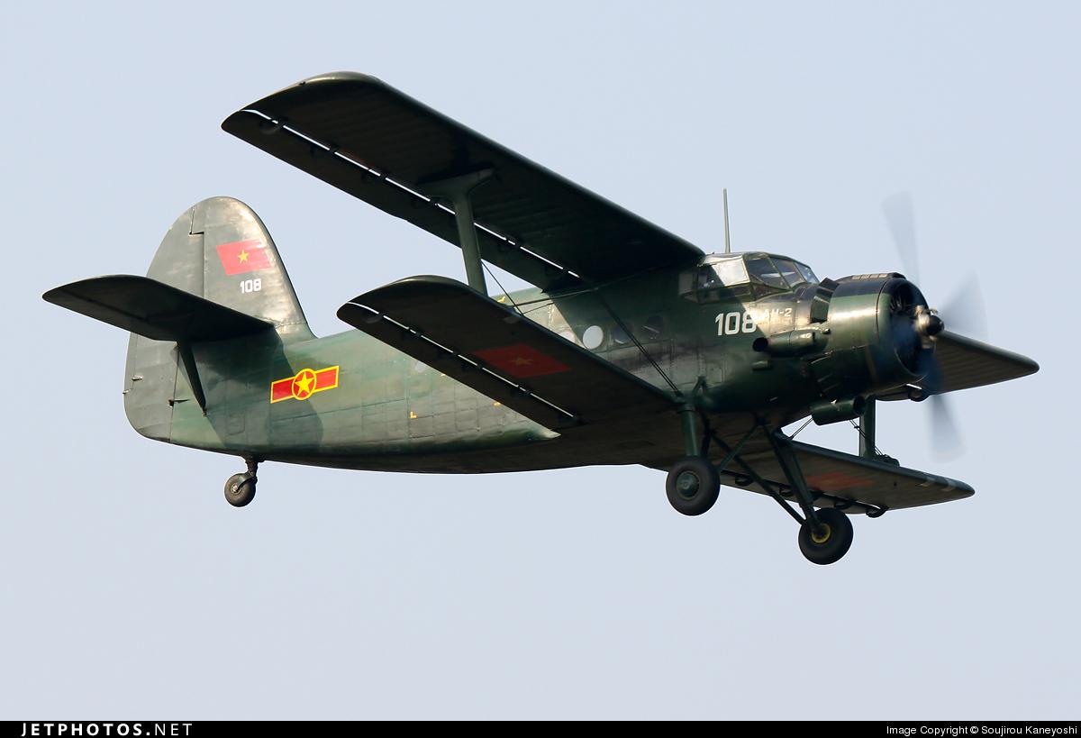 108 - Antonov An-2 - Vietnam - Air Force