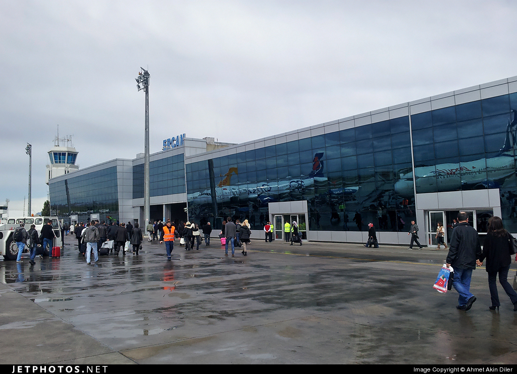 LCEN - Airport - Terminal