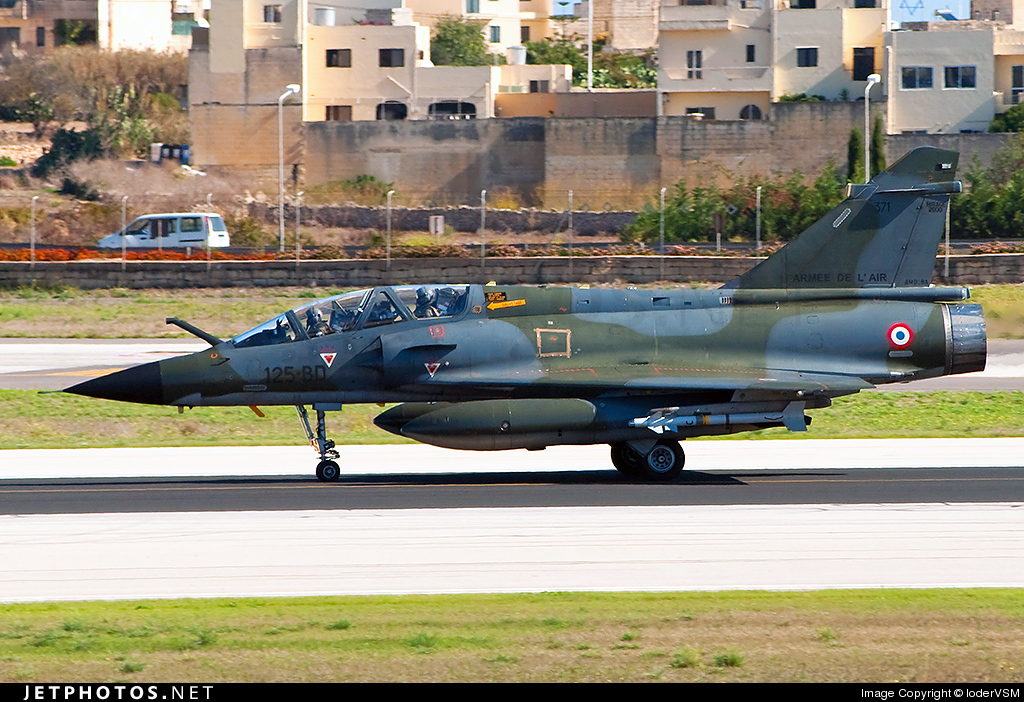 371 - Dassault Mirage 2000N - France - Air Force