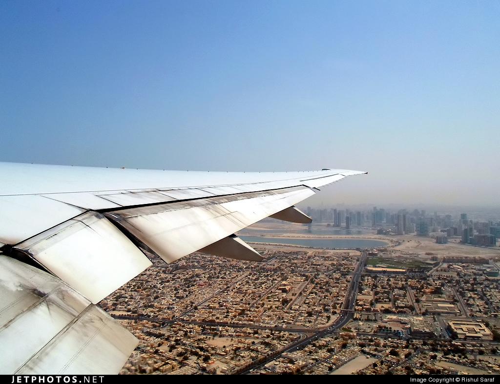 A6-EBB - Boeing 777-36NER - Emirates