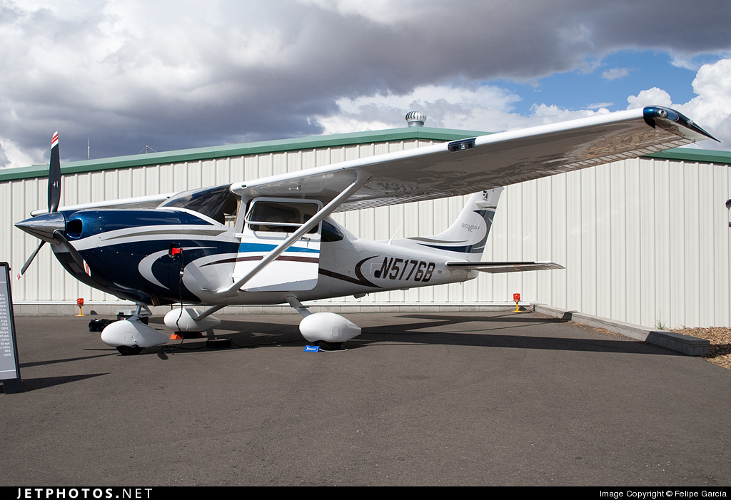 N5176B - Cessna T182T Skylane TC - Private