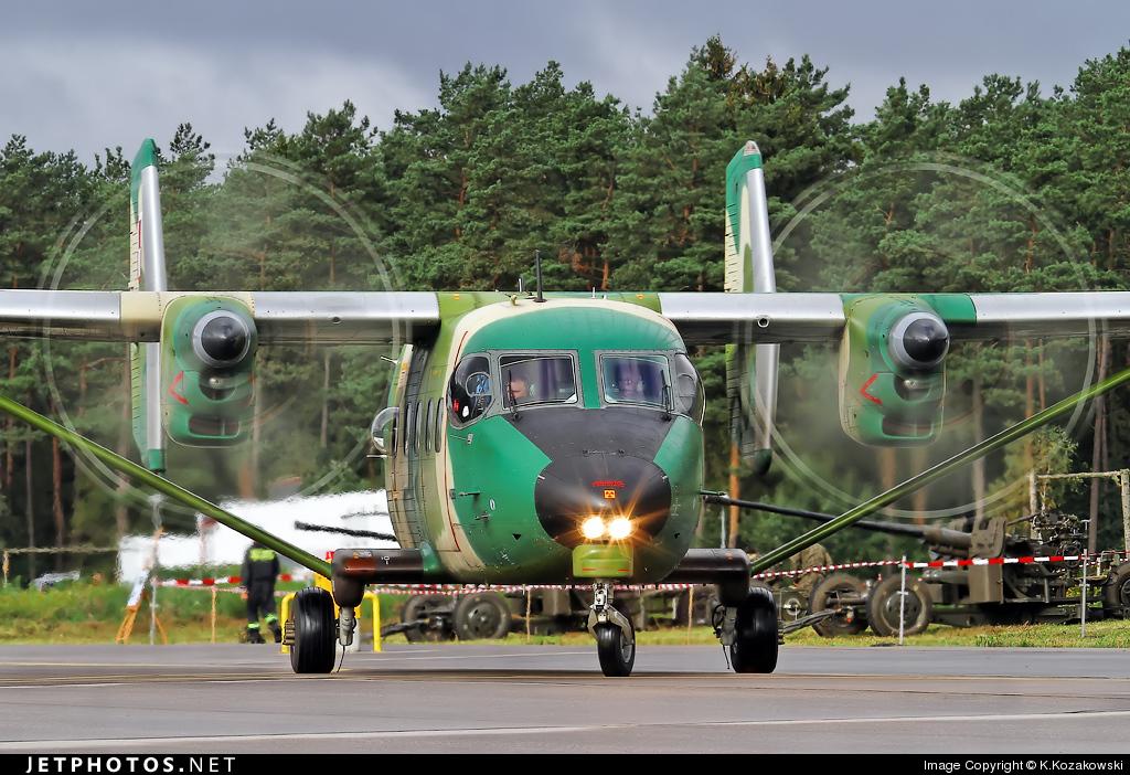 0210 - PZL-Mielec M-28-1R Bryza - Poland - Air Force
