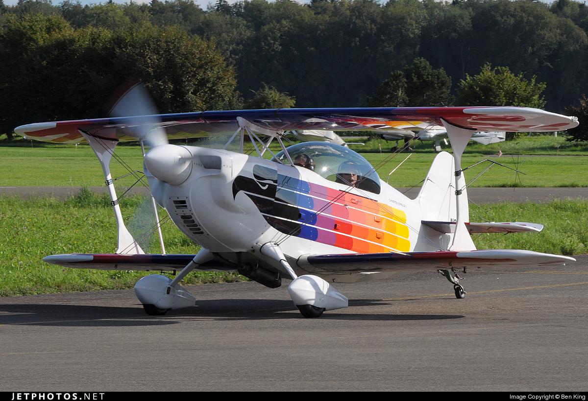 N64SC - Christen Eagle II - Private