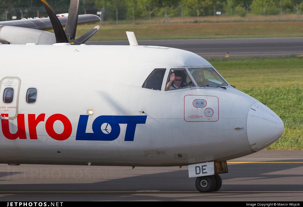 SP-EDE - ATR 42-500 - EuroLOT