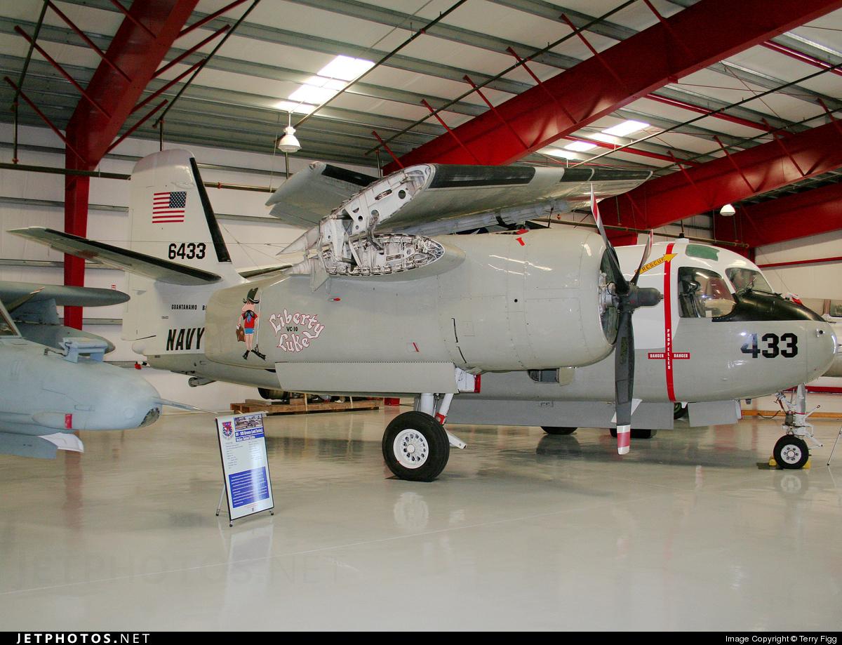 N8114T - Grumman S-2F-1 Tracker - Private