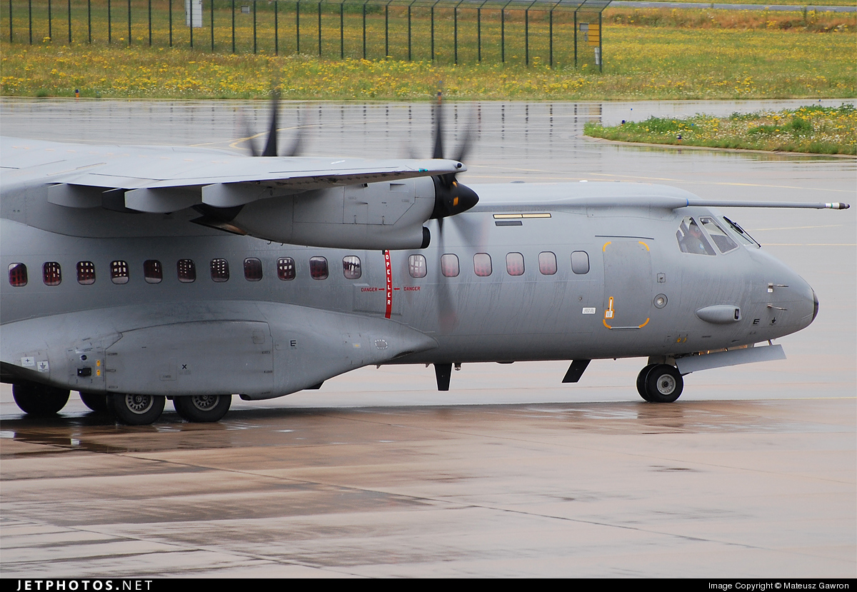 CC-3 - CASA C-295M - Finland - Air Force