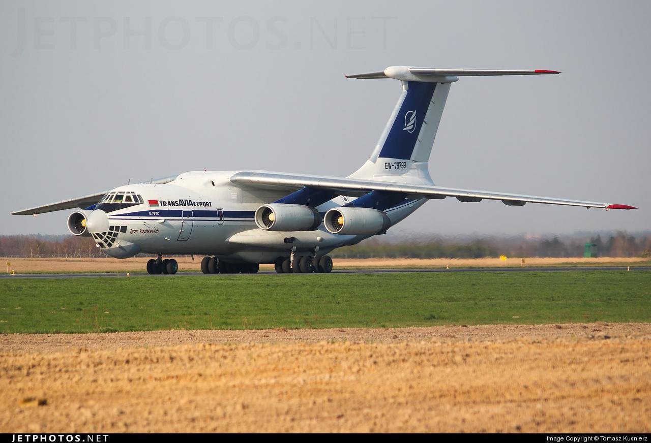 EW-78799 - Ilyushin IL-76TD - Trans Avia Export Cargo Airlines