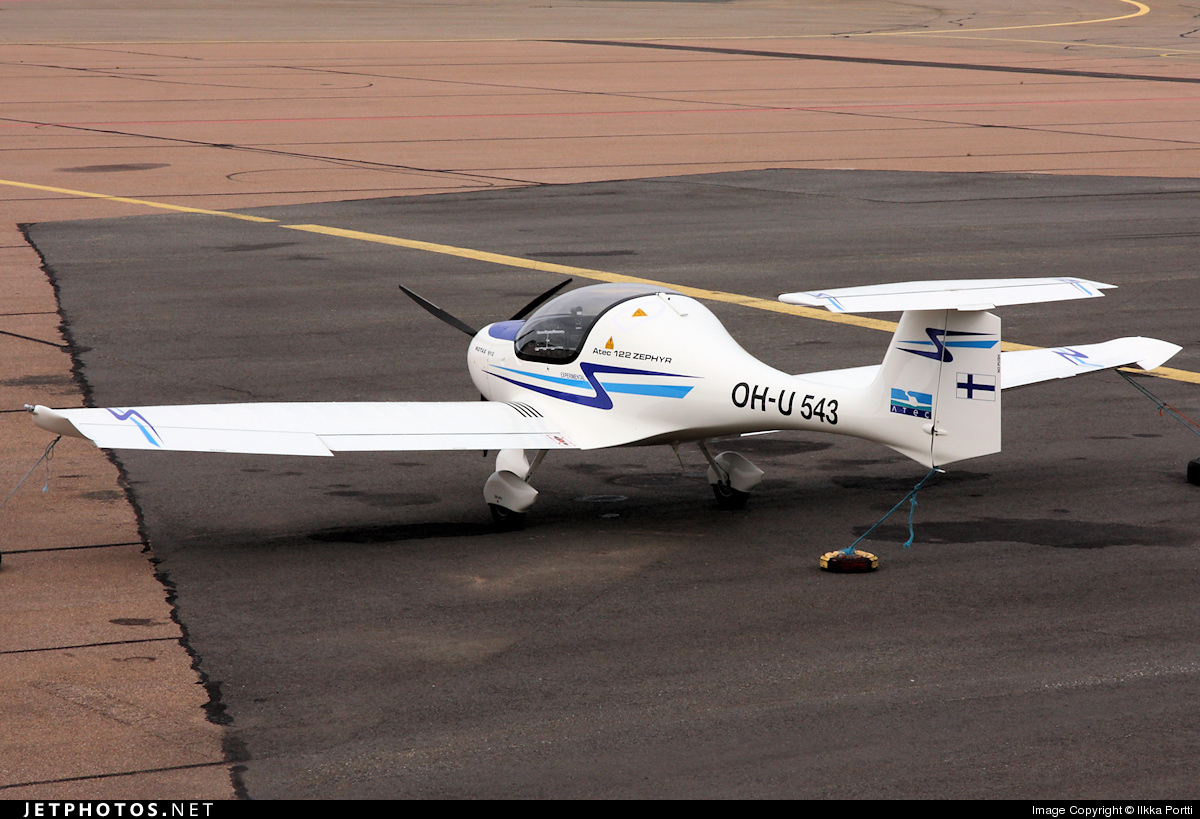 OH-U543 - Atec 122 Zephyr - Private