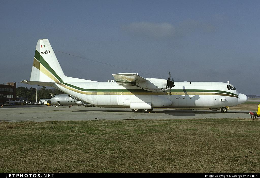 XC-EXP - Lockheed L-100-30 Hercules - Private