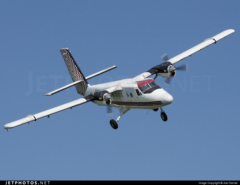 N204SA - De Havilland Canada DHC-6-300 Twin Otter - Private
