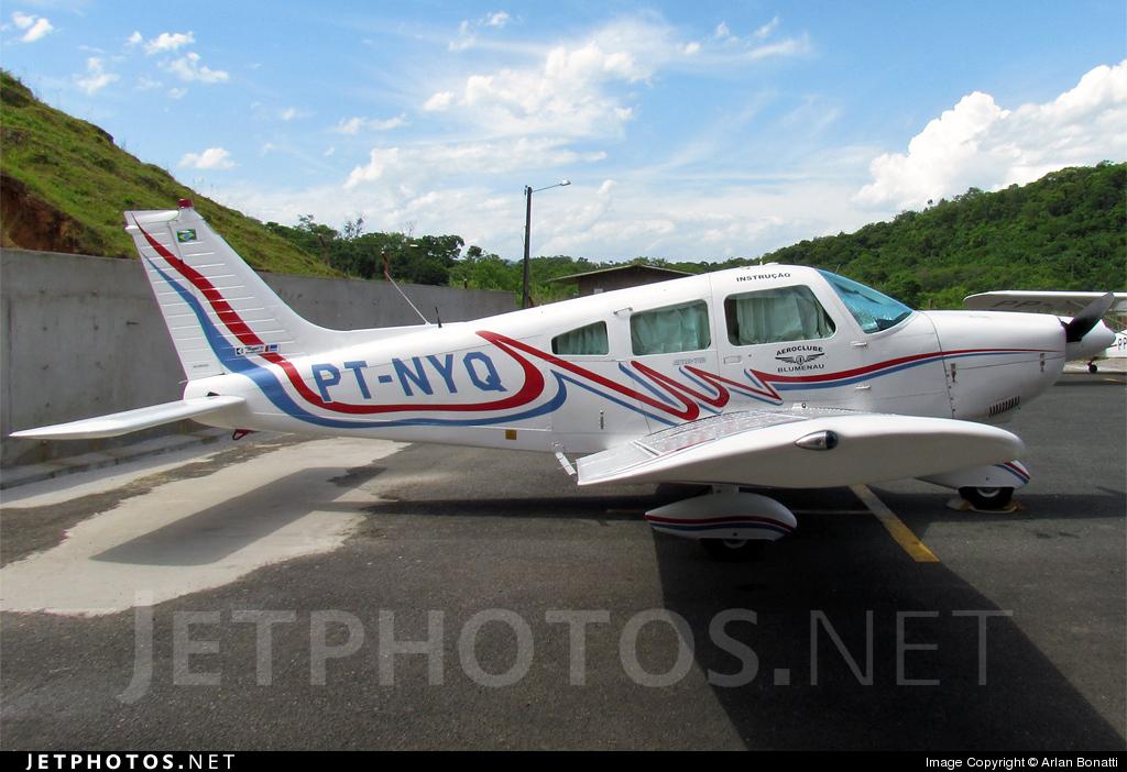 PT-NYQ - Embraer EMB-712 Tupi - Private