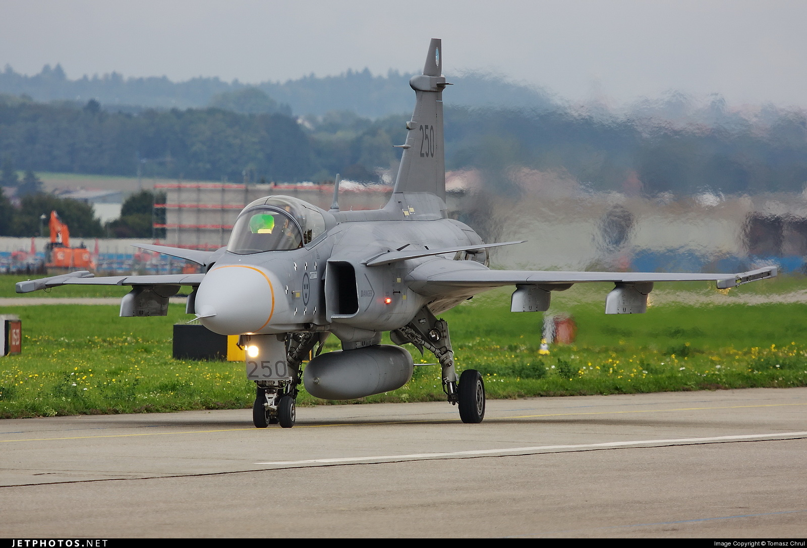 39250 - Saab JAS-39C Gripen - Sweden - Air Force