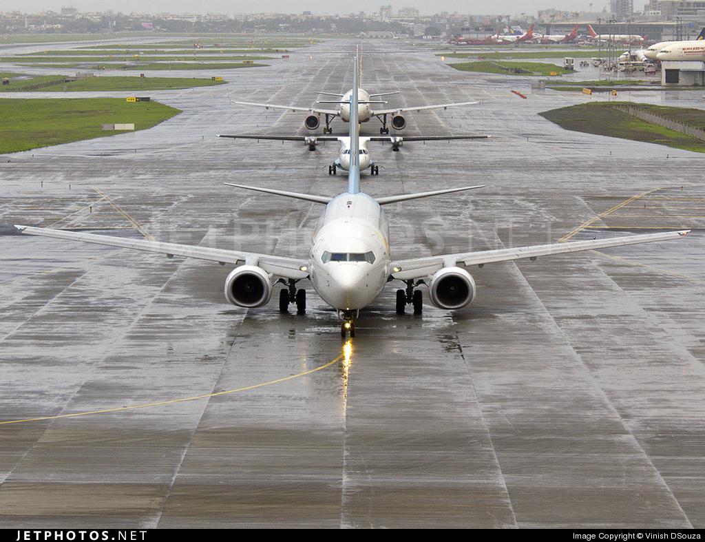 VT-SJJ - Boeing 737-8K9 - Jet Konnect
