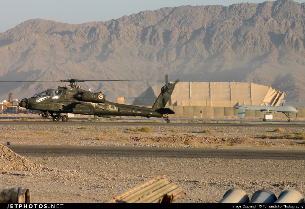 01-0235 - McDonnell Douglas AH-64A Apache - United States - US Army