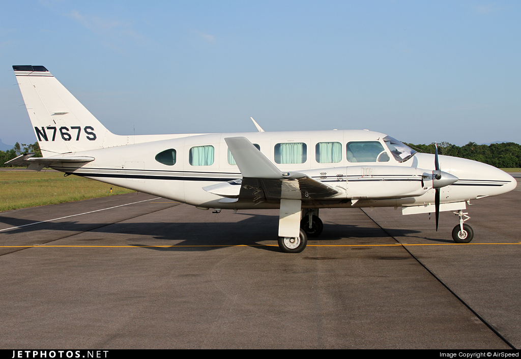N767S - Piper PA-31-350 Chieftain - Private