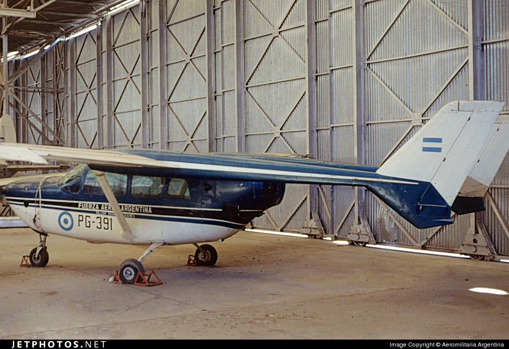 PG-391 - Cessna 336 Skymaster - Argentina - Air Force
