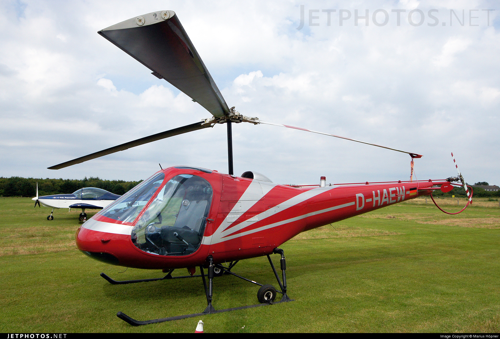 D-HAEW - Enstrom F-28A-UK - Private