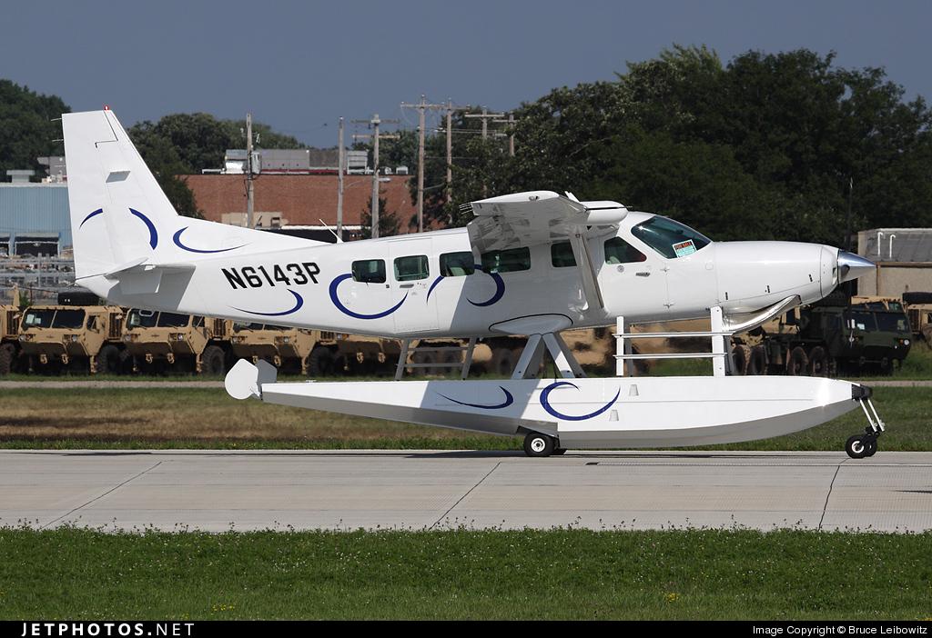 N6143P - Cessna 208 Caravan - Private