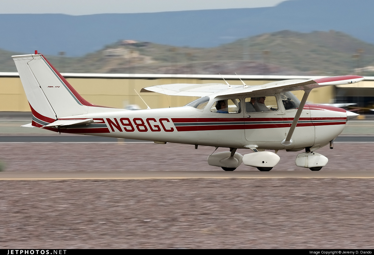 N98GC - Cessna 172K Skyhawk - Private