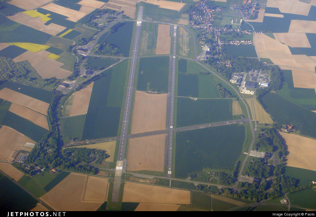 EBBE - Airport - Airport Overview