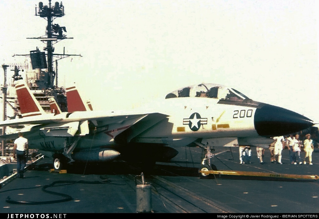 161850 - Grumman F-14A Tomcat - United States - US Navy (USN)