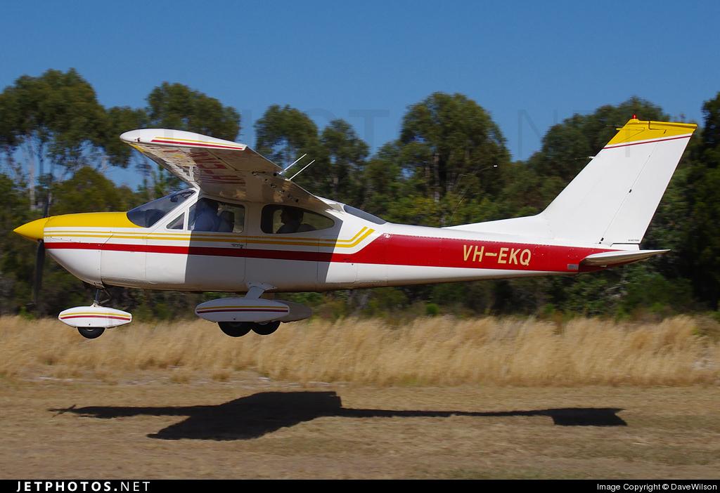 VH-EKQ - Cessna 177B Cardinal - Private