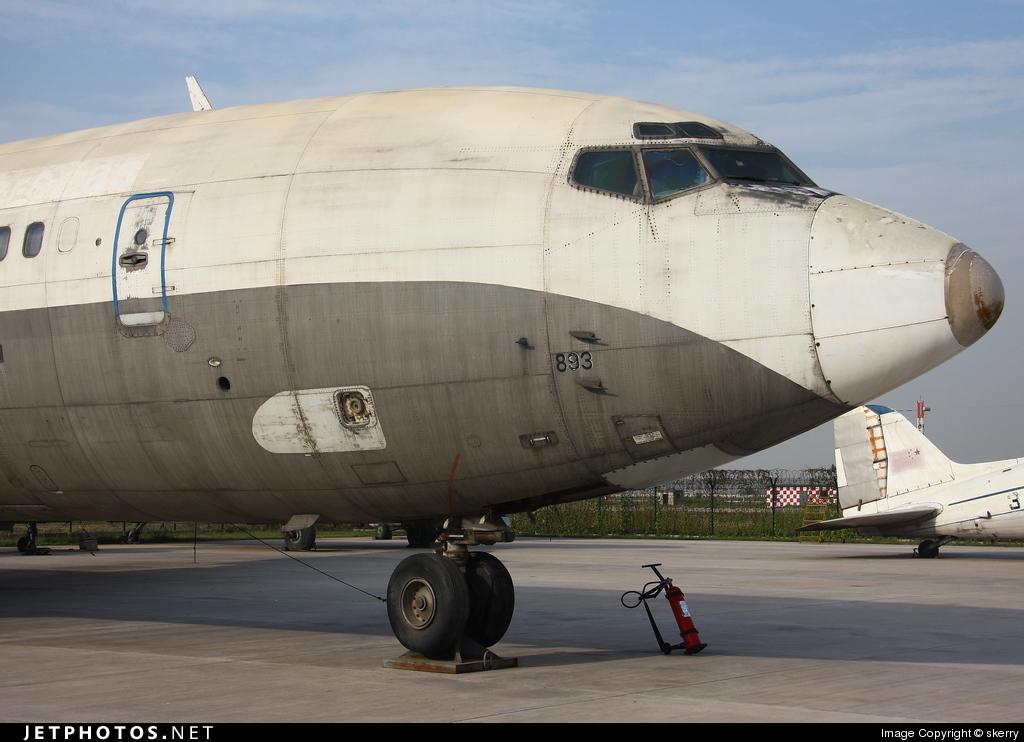 N893PA - Boeing 707-321B - Civil Aviation Administration of China (CAAC)