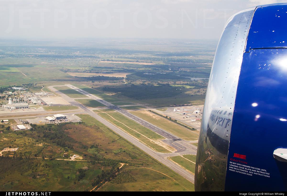 ZS-OAM | Boeing 737-4S3 | British Airways (Comair) | William