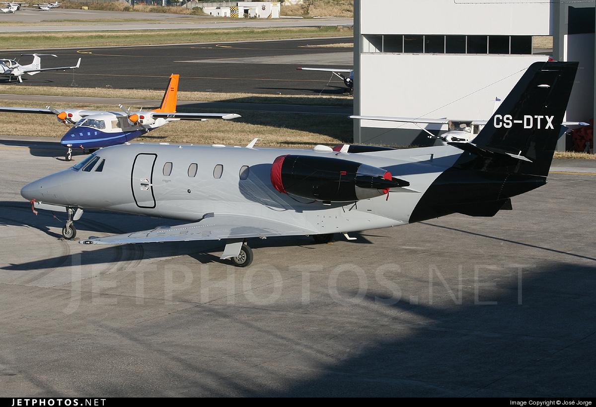 CS-DTX - Cessna 560XL Citation XLS - Air Nimbus