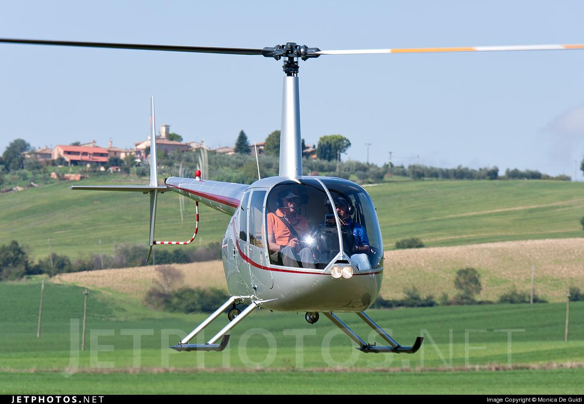 S5-TVF - Robinson R44 Raven II - Private