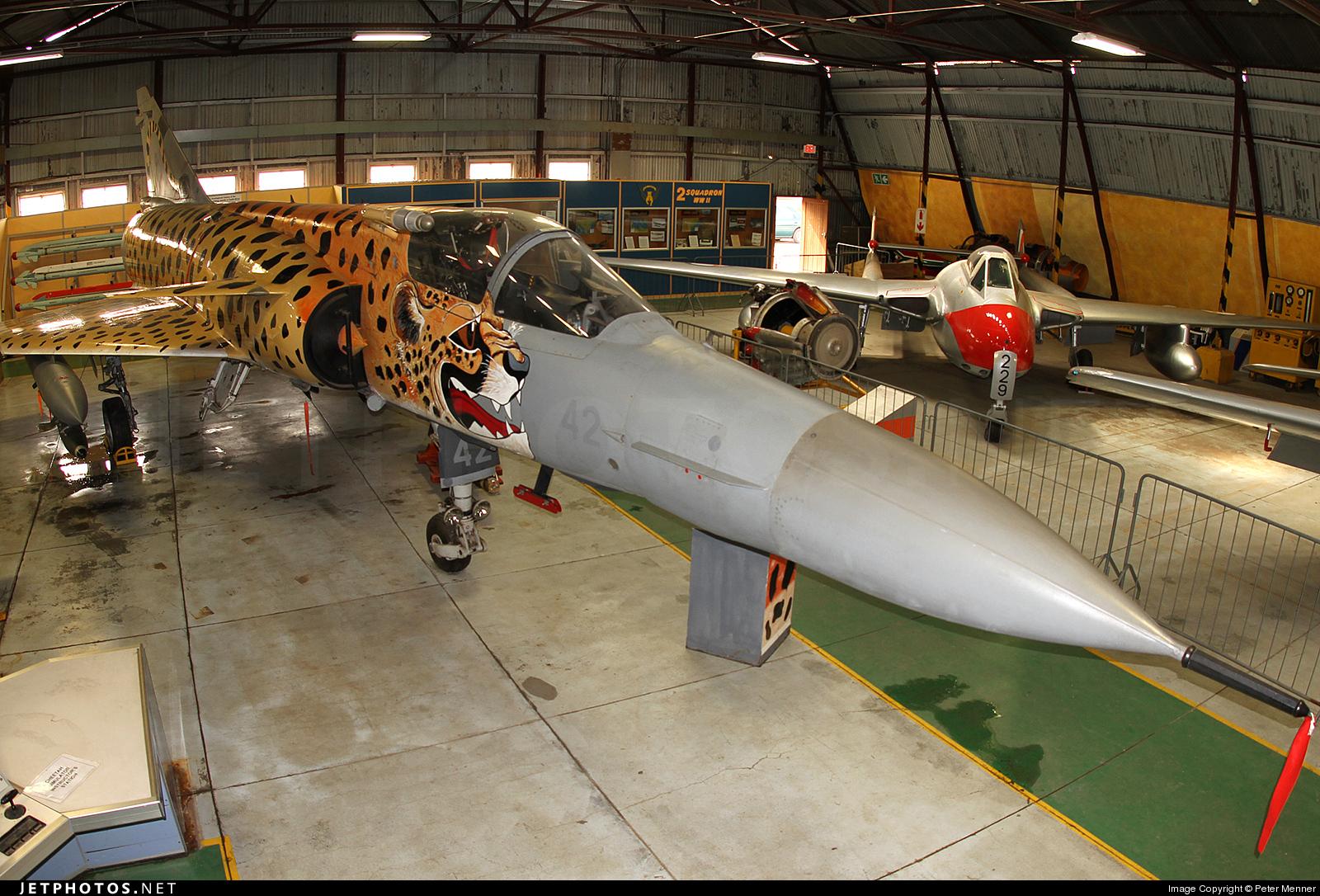 342 - Atlas Cheetah C - South Africa - Air Force