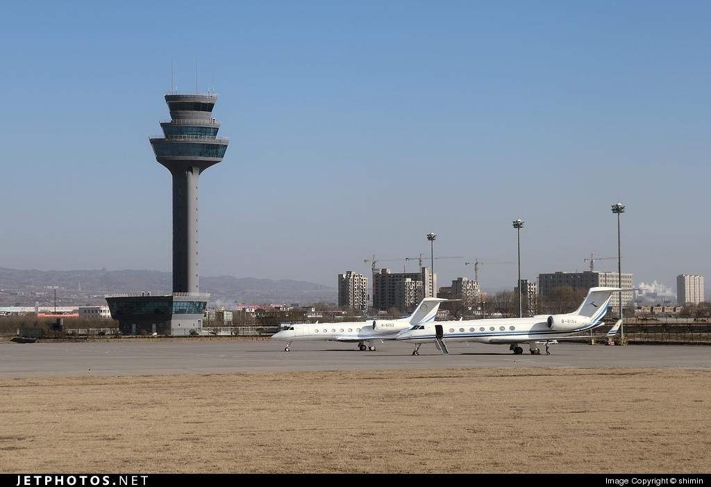 ZBYN - Airport - Ramp