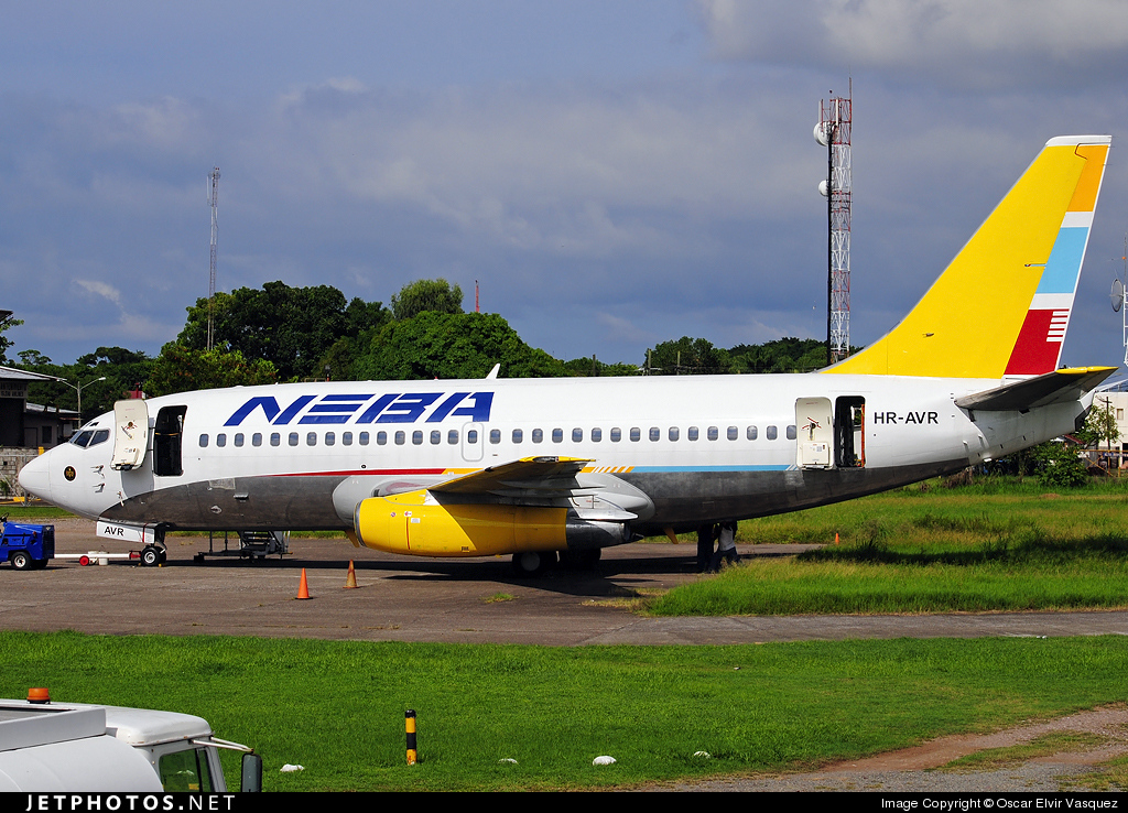 HR-AVR - Boeing 737-232(Adv) - Northeast Bolivian Airways