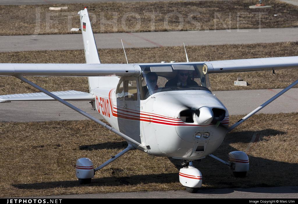 D-EOKO - Reims-Cessna F172N Skyhawk II - Private