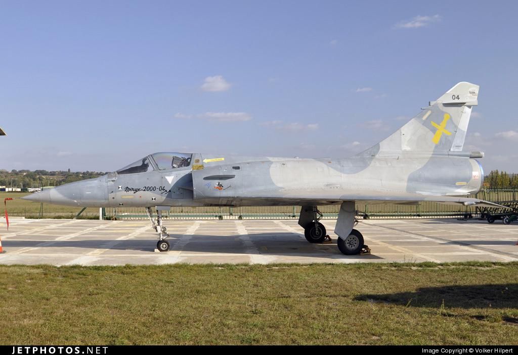04 - Dassault Mirage 2000 - France - Air Force